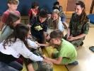 Erste-Hilfe-Tag der 4. Klassen