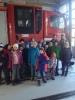 Besuch bei Feuerwehr