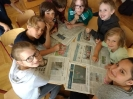 Zeitung in der Schule 4a